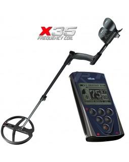 Металлоискатель XP Deus X35 v.5.21 (катушка 28 см, блок, без наушников)