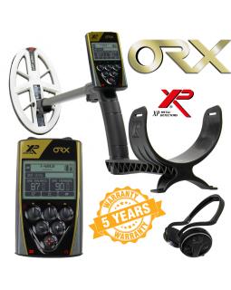 Металлоискатель XP ORX (катушка HF 22 см, блок, наушники WS Audio)