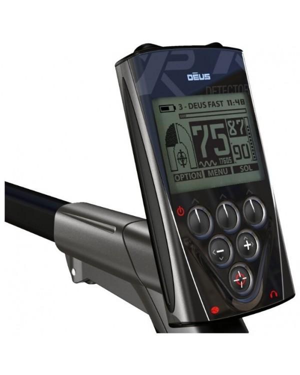 Металлоискатель XP Deus X35 v.5.21 (катушка 22 см, блок, без наушников)