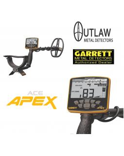Металлоискатель Garrett ACE Apex (катушка 6х11)