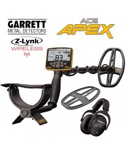 Металлоискатель Garrett ACE Apex Z-Link (с наушниками)