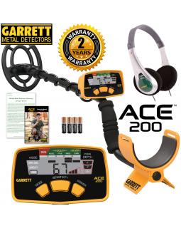 Металлоискатель Garrett ACE 200i