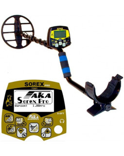 Металлоискатель АКА Сорекс PRO (7281)
